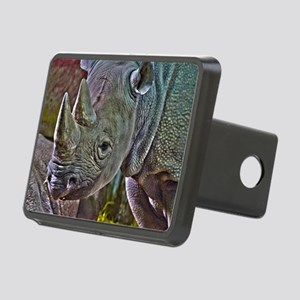 Black Rhino Rectangular Hitch Cover