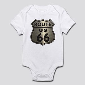 Chrome Route66 Infant Bodysuit