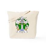 Ribafria Family Crest  Tote Bag
