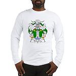 Ribafria Family Crest  Long Sleeve T-Shirt