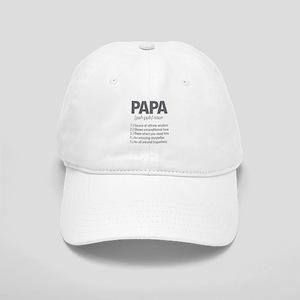 Papa Noun Definition Cap
