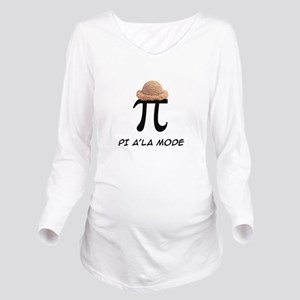 PI A'LA MODE Long Sleeve Maternity T-Shirt