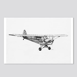 Piper Cub Postcards (Package of 8)