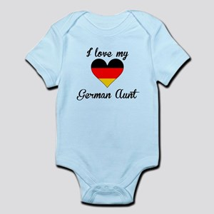 I Love My German Aunt Body Suit