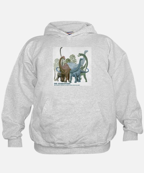 The Sauropods Hoody
