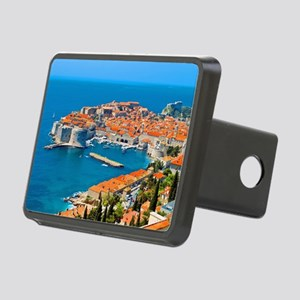 Croatia Harbor Rectangular Hitch Cover