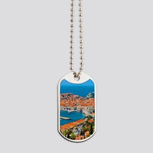 Croatia Harbor Dog Tags