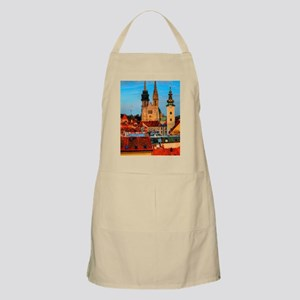 Croatia Cathedral Apron