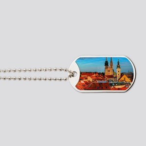 Croatia Cathedral Dog Tags