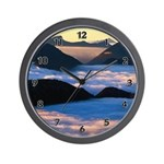 Scenic Wall Clock