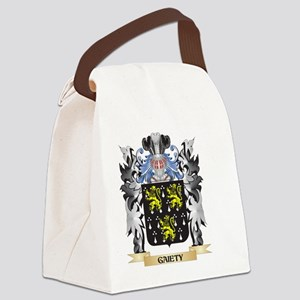 Gaiety Coat of Arms - Family Cres Canvas Lunch Bag