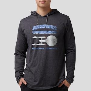 Starfleet Geology Division Long Sleeve T-Shirt