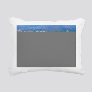 Croatia Rectangular Canvas Pillow