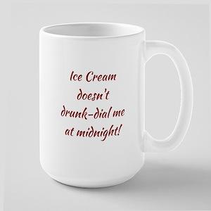 ICE-CREAM... Large Mug