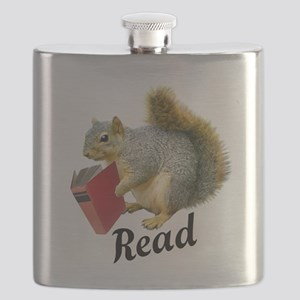 Squirrel Book Read Flask