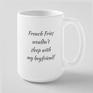 FRENCH FRIES... Large Mug