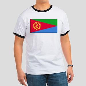 Flag of Eritrea Ringer T