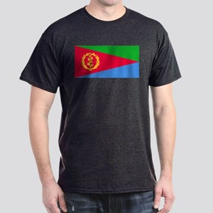 Flag of Eritrea Dark T-Shirt
