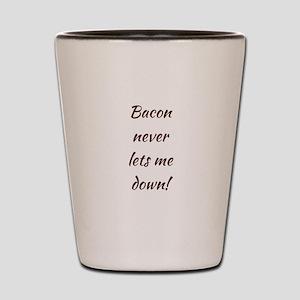 BACON... Shot Glass