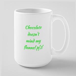 CHOCOLATE... Large Mug