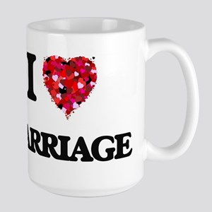 I Love Marriage Mugs