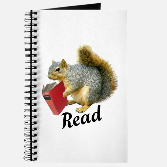 Squirrel Book Read Journal