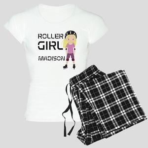 Rollergirl Blonde Women's Light Pajamas