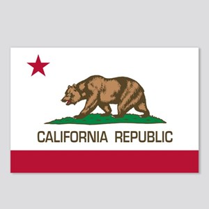 California Repulic Postcards (Package of 8)