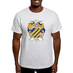 Praga Family Crest  Light T-Shirt