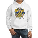 Praga Family Crest Hooded Sweatshirt