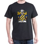 Praga Family Crest  Dark T-Shirt
