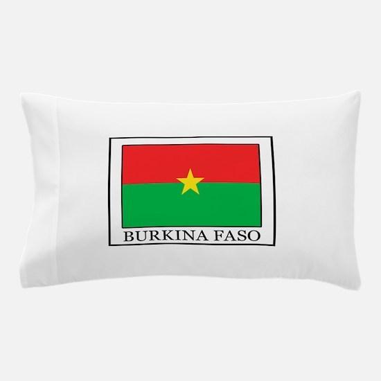 Burkina Faso Pillow Case