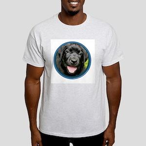 Black Lab Puppy Light T-Shirt