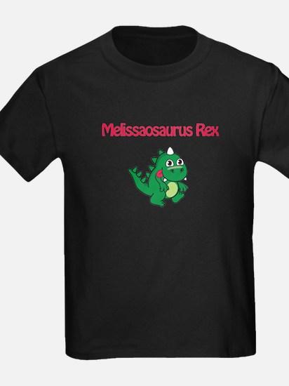 Melissaosaurus Rex T