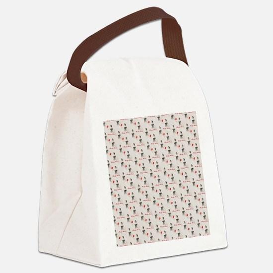 monroe Canvas Lunch Bag