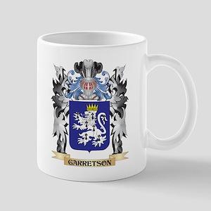 Garretson Coat of Arms - Family Crest Mugs
