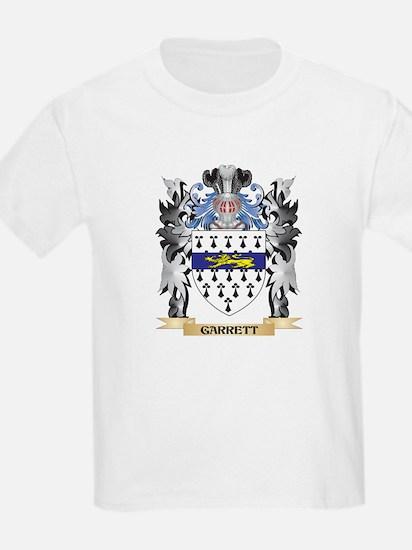 Garrett Coat of Arms - Family Crest T-Shirt