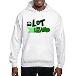 Lot Lizard Tshirts and Gifts Hooded Sweatshirt