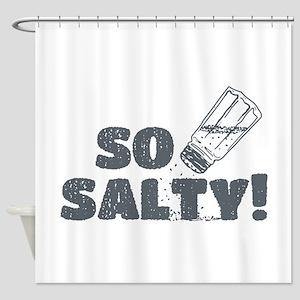 So Salty Shower Curtain