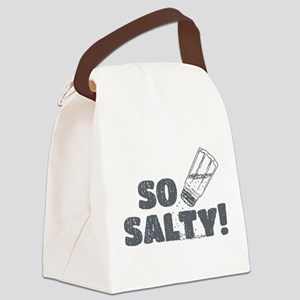 So Salty Canvas Lunch Bag