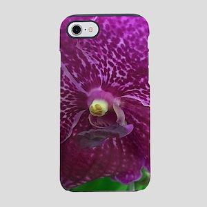 Fuchsia Orchard iPhone 8/7 Tough Case