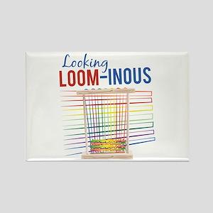 Looking Loom-inous Magnets