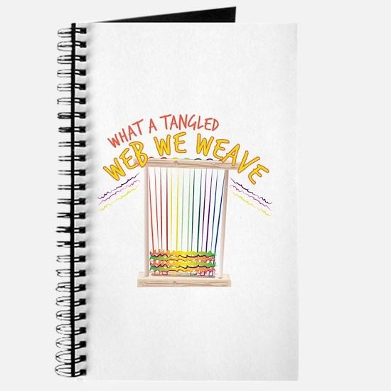 Web We Weave Journal
