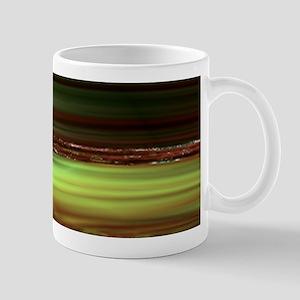 Fractal Smudge Mugs