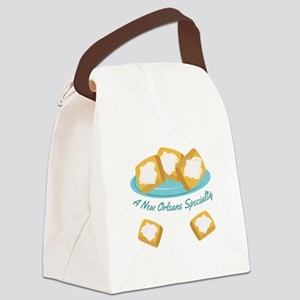 New Orleans Specialty Canvas Lunch Bag
