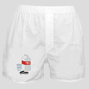 Milk & Cookies Boxer Shorts