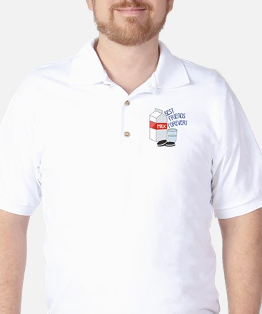 Best Friends Golf Shirt