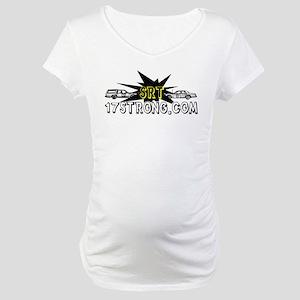 Schutte Racing Team Maternity T-Shirt