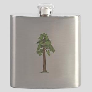 Tall Tree Flask