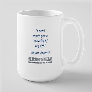 RAYNA QUOTE Large Mug